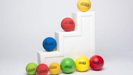 StairBall - The Next Step in Games for Friends and Families