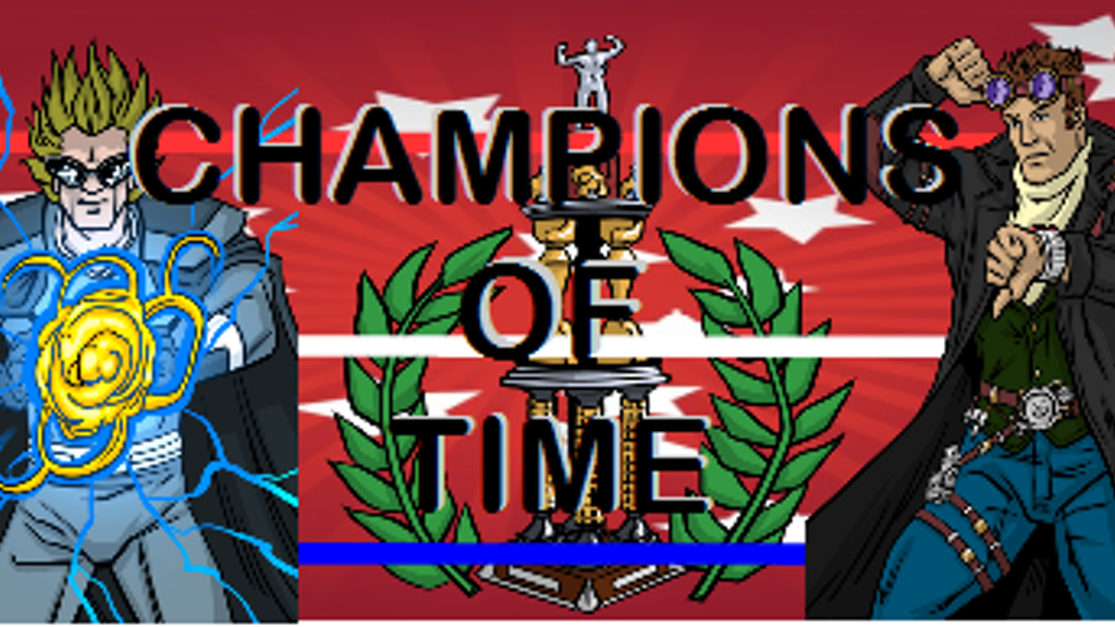 Champions of Time by Go.Fight.Pow! project video thumbnail