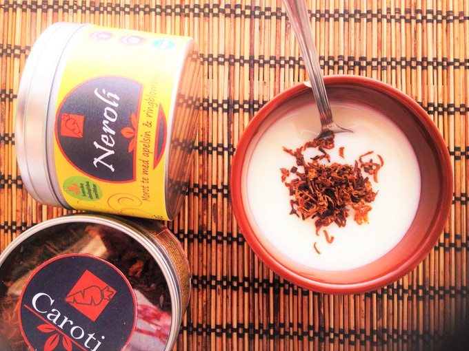 Caroti is a healthy breakfast cereal