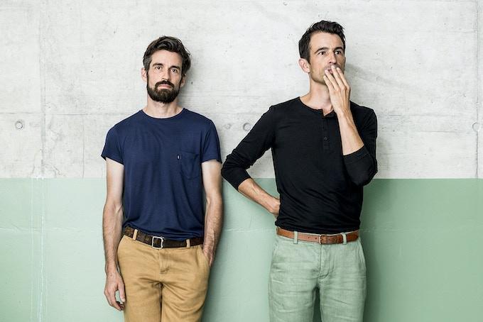 Daniel and Markus Freitag
