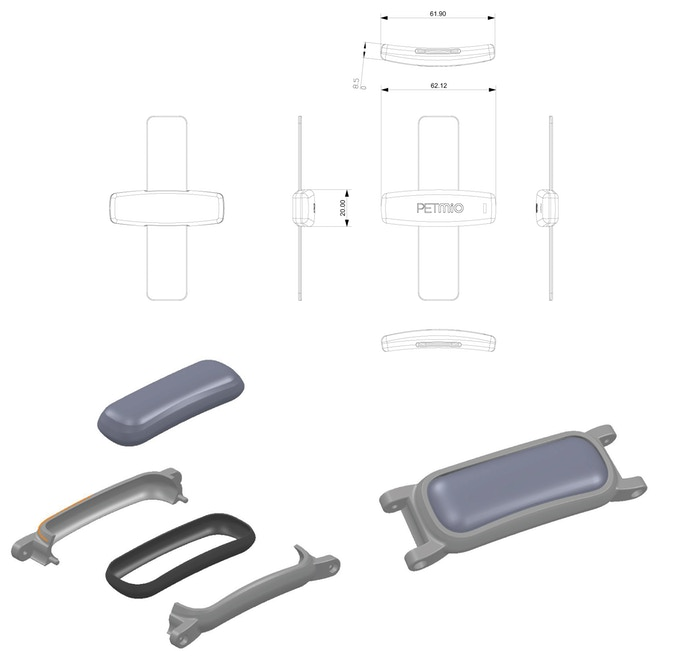 Initial CAD Designs