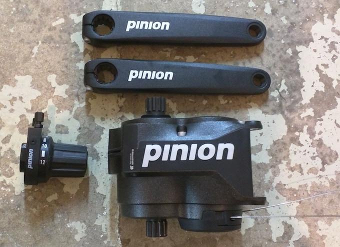 Pinion C1.12 Getriebe - unmontiert