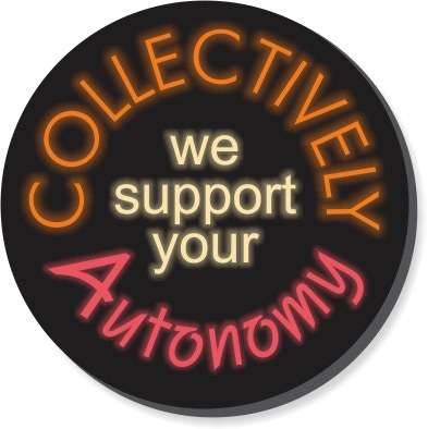 """Collectively"" pin"