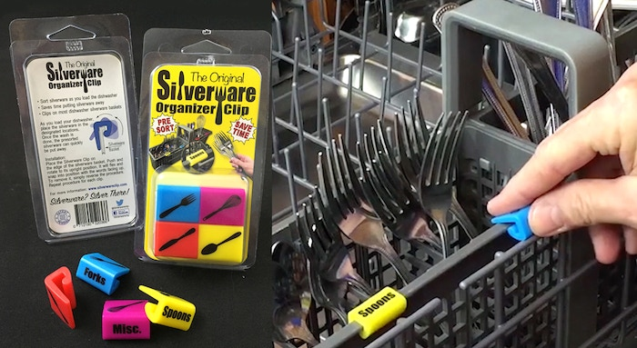 The Silverware Clip is now available for purchase at www.silverwareclip.com