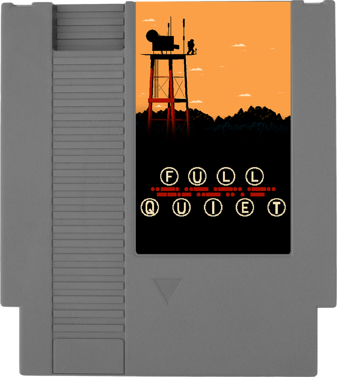 Cartridge Concept Art