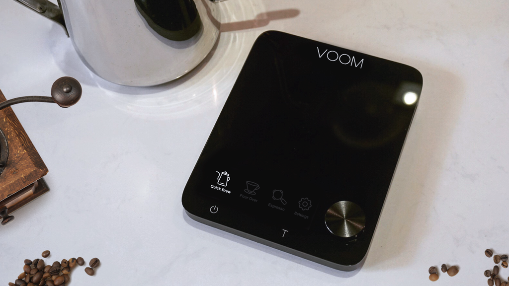 VOOM | Smart Coffee Scale For Consistent & Intuitive Brewing project video thumbnail