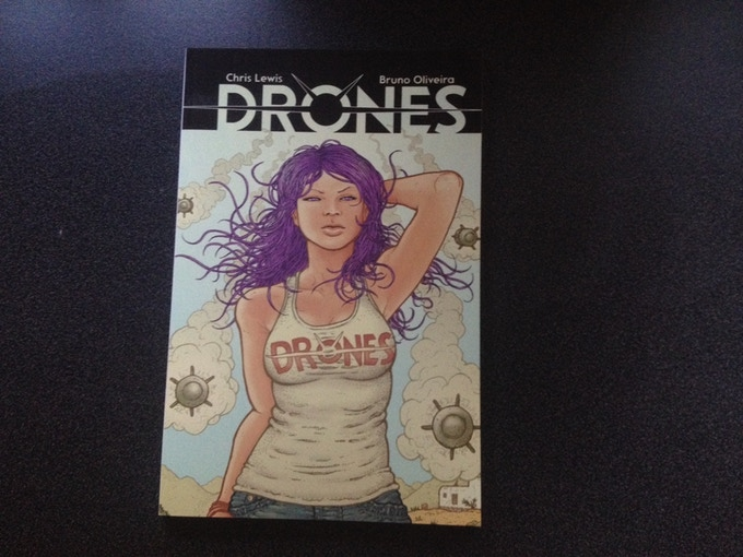 DRONES tpb (IDW)