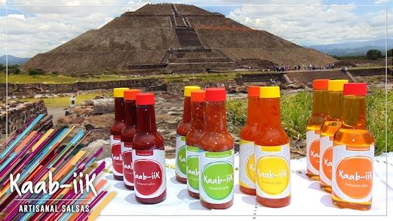 Kaab-iik (salsa universe): Regional salsas of México