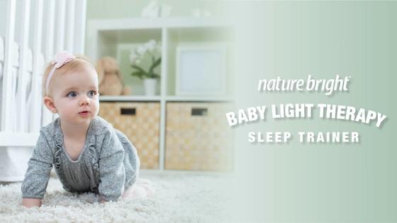 Nature Bright Baby Sleep Training System
