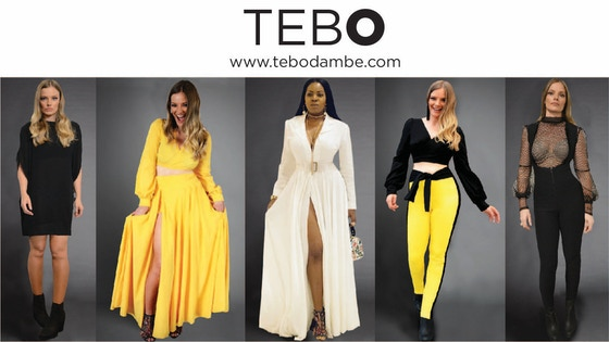 TEBO – Effortless Chic Fashion Collection SS2018
