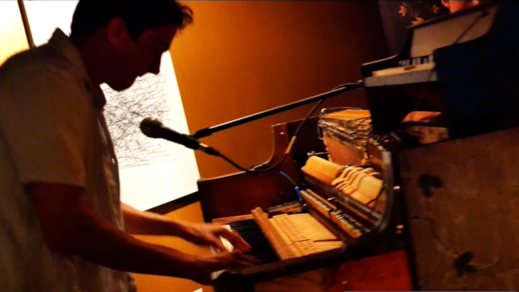 Full-Length album of Durham Street Piano Player Tom Merrigan project video thumbnail