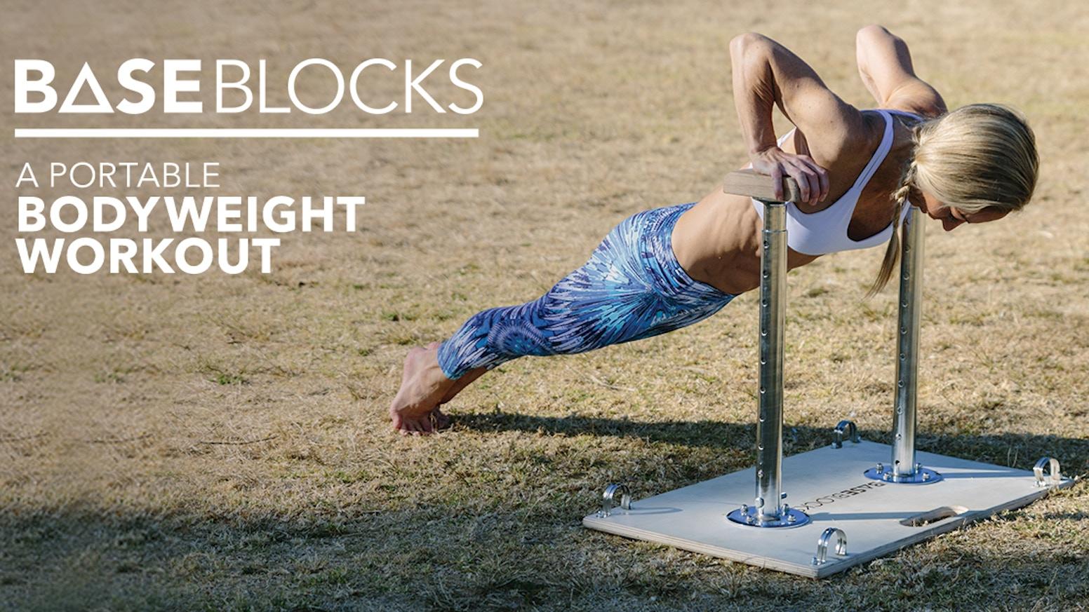 BaseBlocks: designed to work(out) different by Jason Gulati