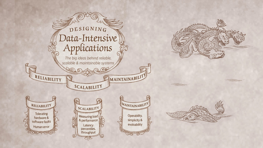 A map of the distributed data systems landscape project video thumbnail