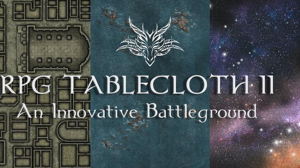 RPG Tablecloth II – An Innovative Battleground project video thumbnail