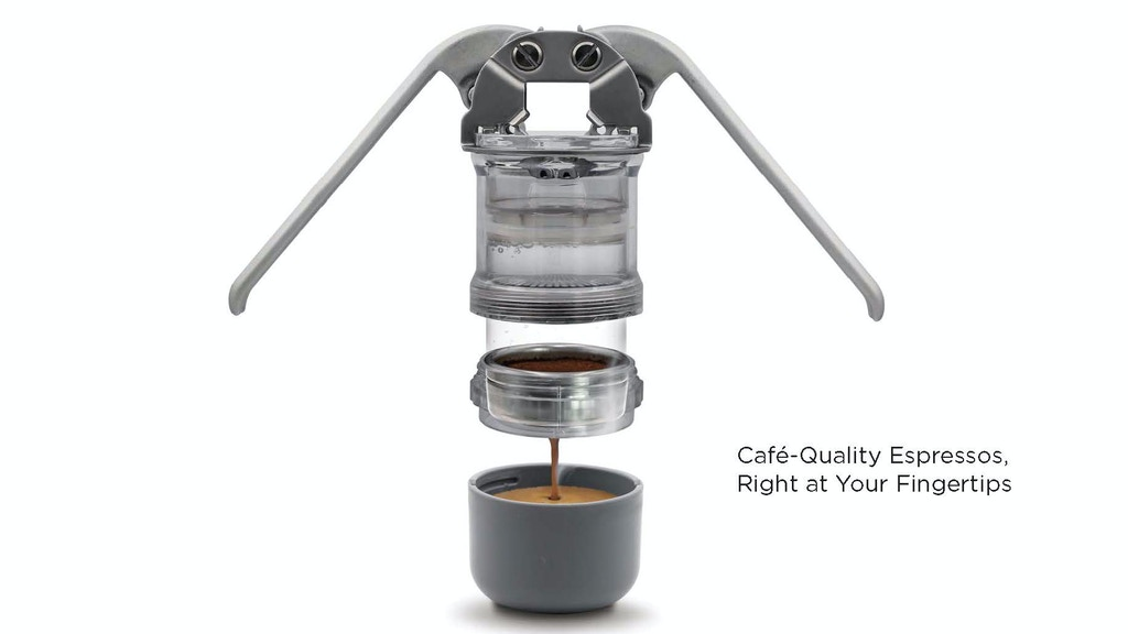 Leverpresso: All in One Portable Lever Espresso Maker project video thumbnail