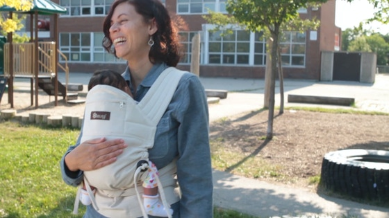 Helina Baby - The Hip Healthy Carrier