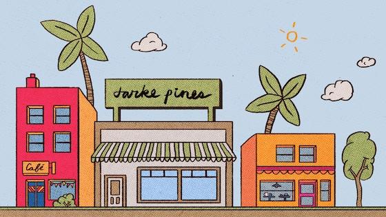 Darke Pines Butcher Shop: