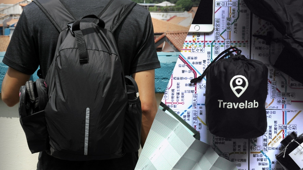 Freedom Pack | The First Packable Anti-Theft Travel Backpack project video thumbnail