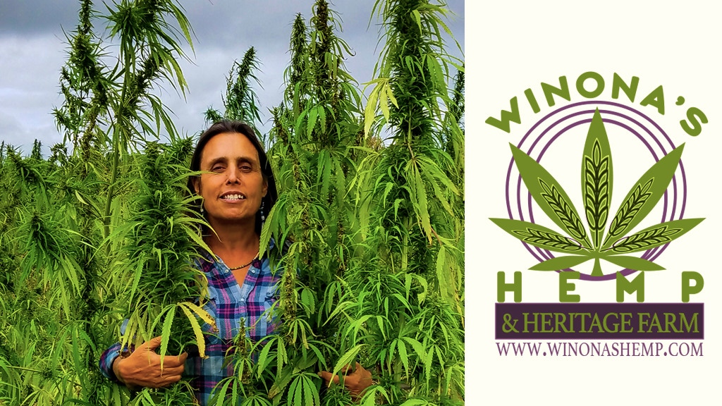 Winona's Hemp and Heritage Farm project video thumbnail