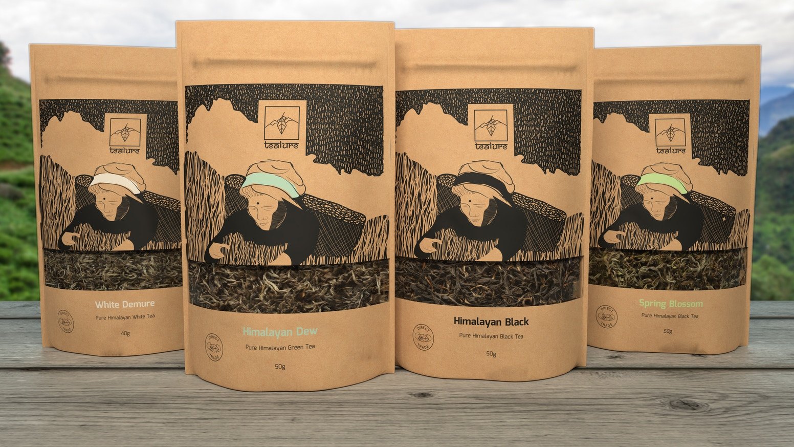 Discover one the most talented Nepalese tea farmer, his magical tea collection and the entire tea community of Jasbire village, Nepal.