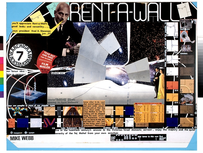 Rent-A-Wall (in reward section original offered)