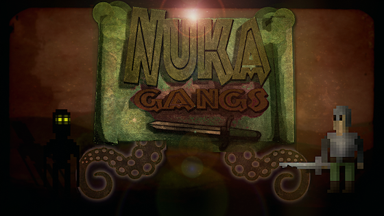 Nuka Gangs : An Action-RPG-Strategy-Roguelike