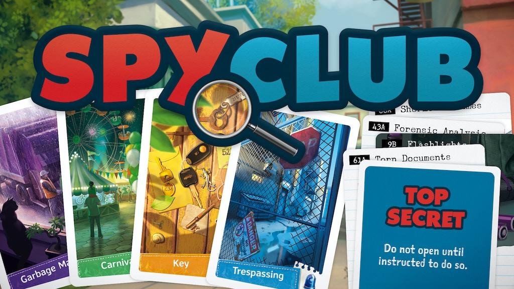 Spy Club project video thumbnail