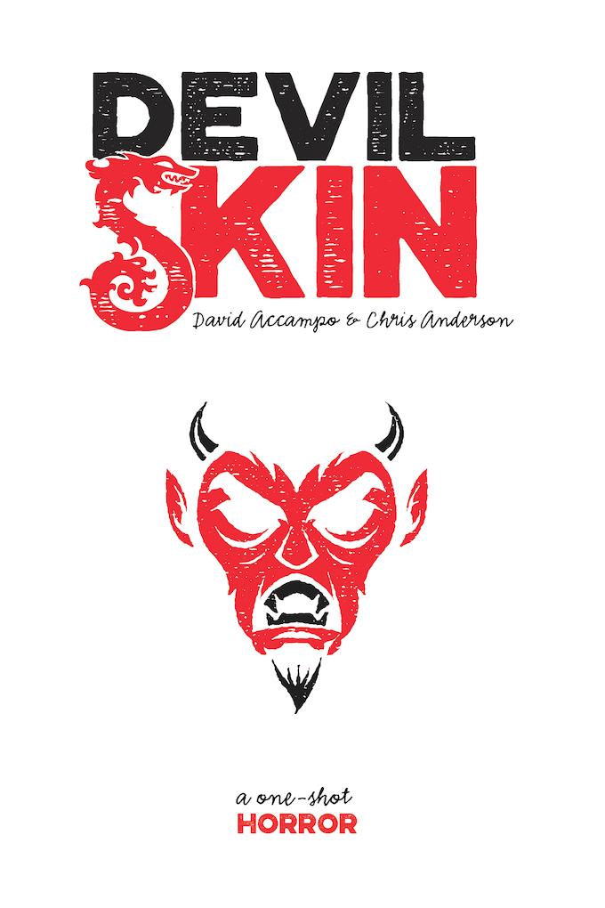 Devil Skin Cover