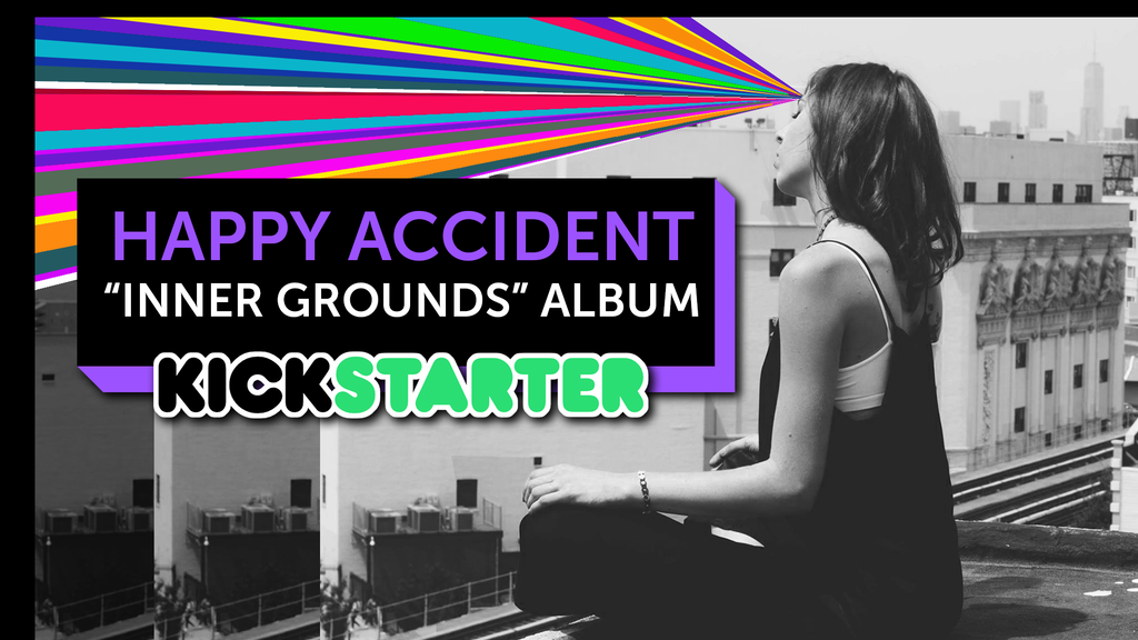 Inner Grounds: Album by Happy Accident project video thumbnail