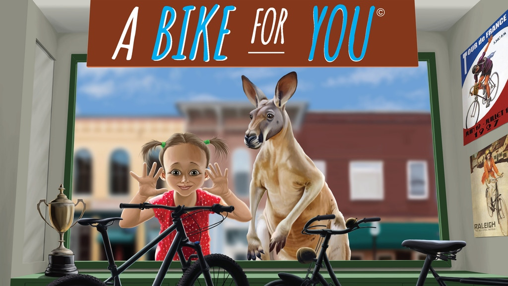 A Bike For You© project video thumbnail
