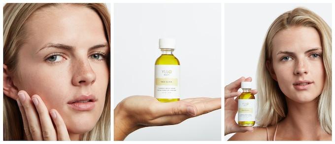Our new revitalizing face elixir
