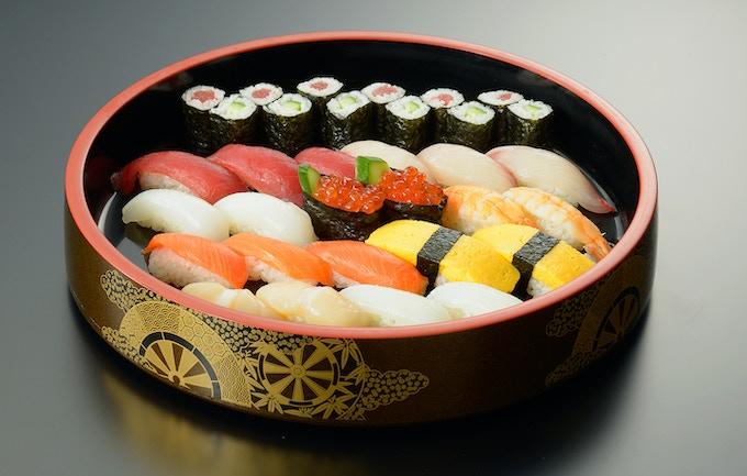 Edo Mae Sushi, Tokyo JAPAN