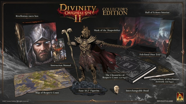 divinity original sin 2 digital collectors edition