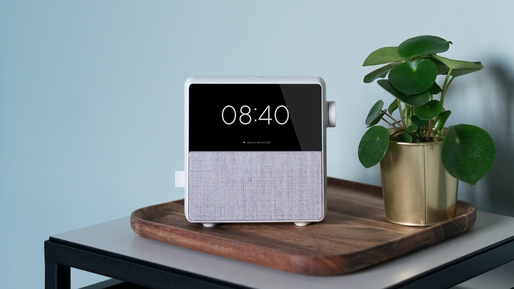 Circa — the stand-alone smart alarm that helps you sleep. project video thumbnail
