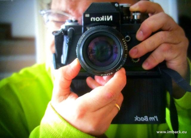 Como - Italy - Nikon F2 50mm f 1.2 and I'm Back™
