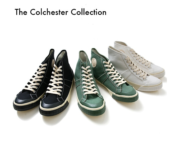 2b261f59a14319 Bringing Back The World s First Basketball Sneaker by Colchester ...