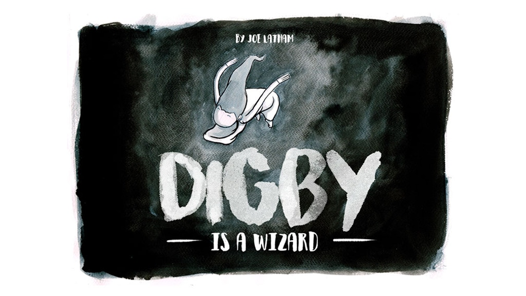 Digby is a Wizard project video thumbnail