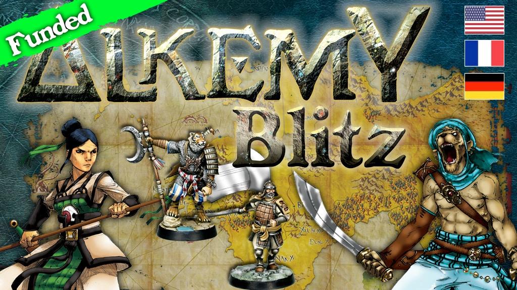 Alkemy Blitz starter box project video thumbnail