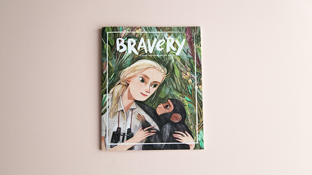 Bravery Magazine | An Empowering Publication for Kids project video thumbnail