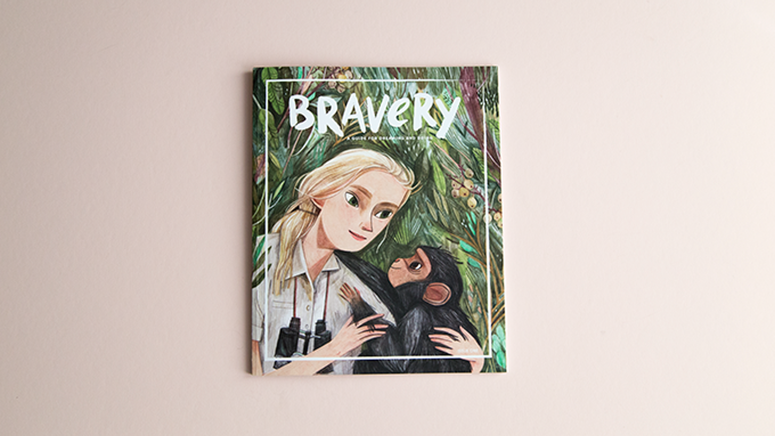 Bravery Magazine | An Empowering Publication for Kids by