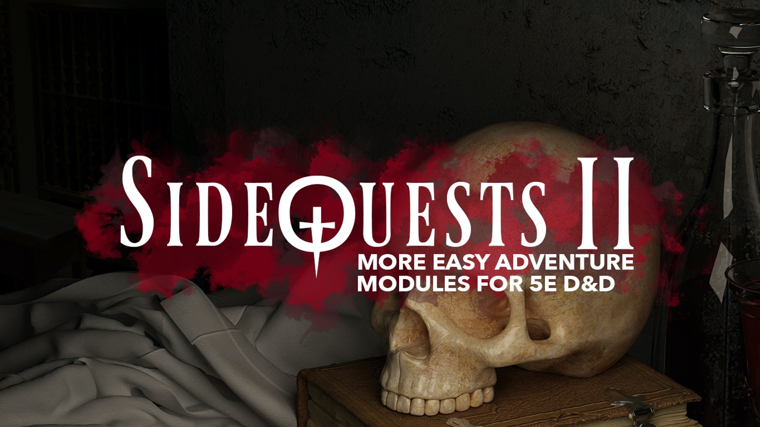 Another collection of one-shot 5E Dungeons & Dragons adventures, designed to easily implement into your campaign setting.