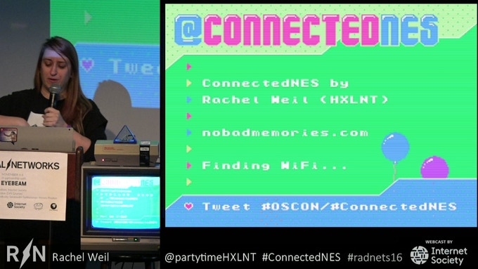 Take your old Nintendo online with ConnectedNES by Rachel Weil