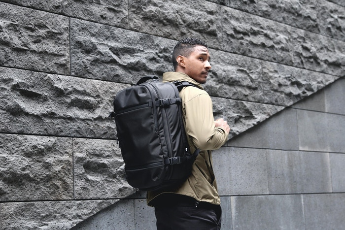 Never check your bag again. Pack all your essentials in the ultimate carry-on travel backpack designed to keep you moving.