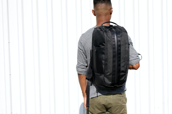 Simplify the way you carry your gym and office essentials. Designed for the modern workplace.