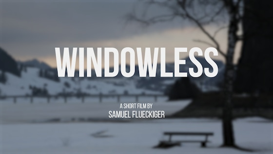 WINDOWLESS - a short film in preproduction
