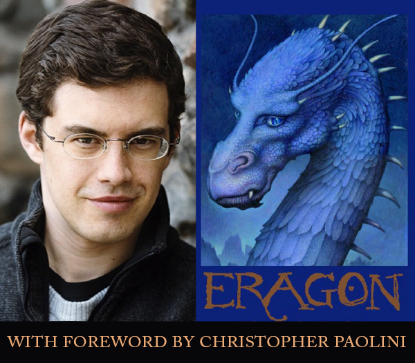 (Images are Copyright Christopher Paolini)