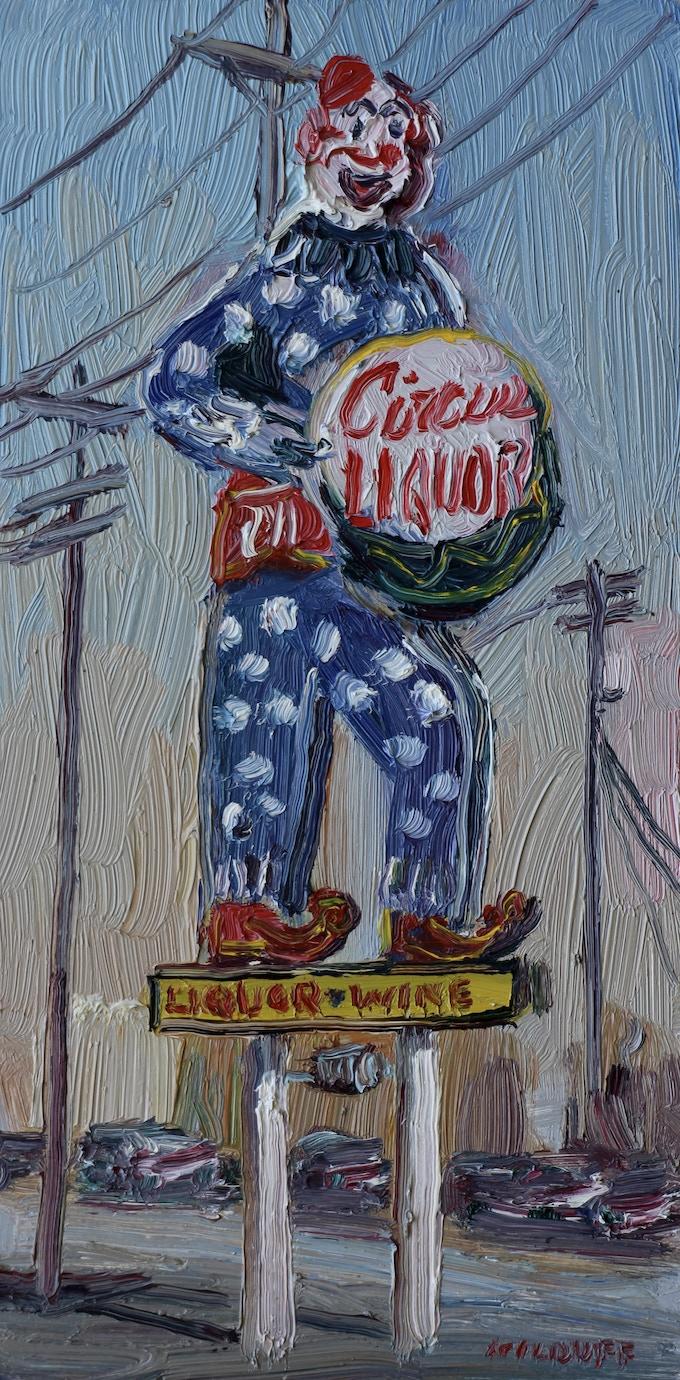 Circus Liquors $250