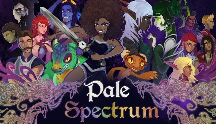 Pale Spectrum by Ithaqua Labs » Itch io DRM free keys should