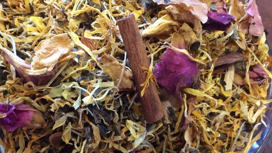 Artfully Crafted Teas and Tinctures by Eden
