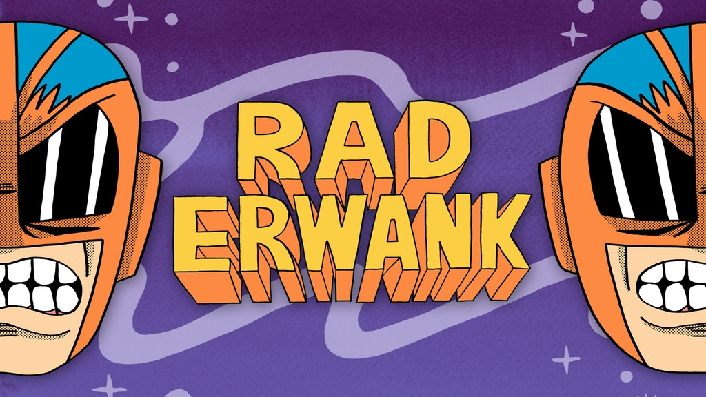 Project image for Rad Erwank